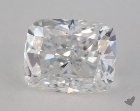 0.70 Carat D-VVS2 Cushion Cut Diamond