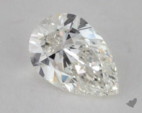 0.92 Carat H-VS2 Pear Shape Diamond
