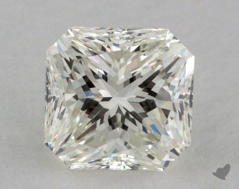 1.00 Carat K-VS1 Radiant Cut Diamond