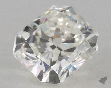 1.03 Carat H-VS1 Radiant Cut Diamond