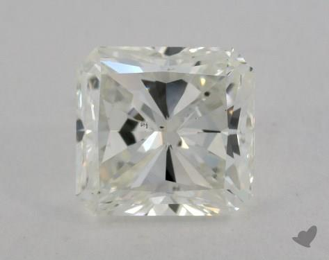 1.71 Carat H-VS2 Radiant Cut Diamond