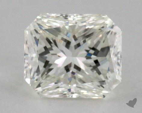 1.06 Carat J-VVS2 Radiant Cut Diamond