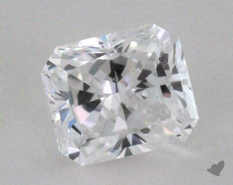 2.03 Carat D-VS2 Radiant Cut  Diamond