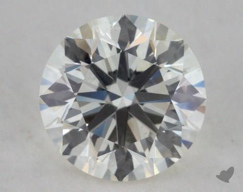 1.30 Carat J-SI1 Excellent Cut Round Diamond