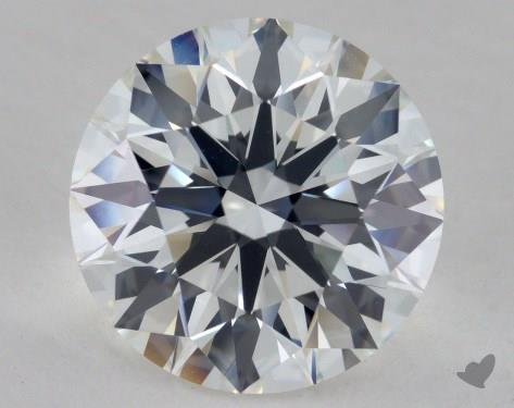5.08 Carat F-VVS2 Excellent Cut Round Diamond