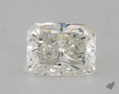 1.01 Carat I-VS2 Radiant Cut Diamond