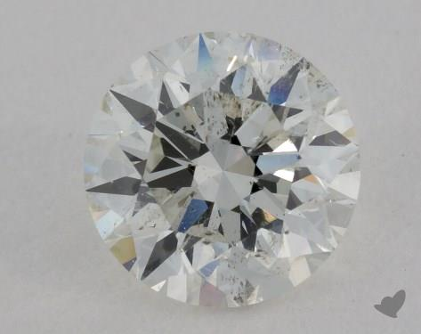 1.50 Carat H-SI2 Very Good Cut Round Diamond