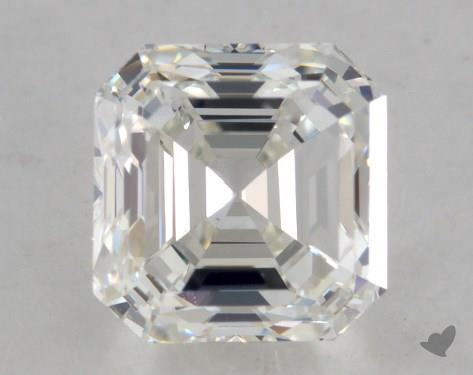 1.20 Carat H-VS1 Asscher Cut Diamond