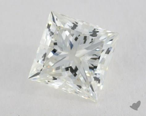 1.51 Carat I-VS2 Ideal Cut Princess Diamond