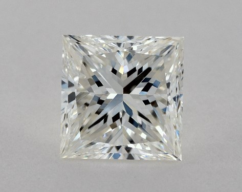 1.31 Carat I-VS1 Very Good Cut Princess Diamond