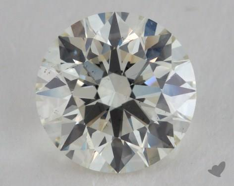 1.40 Carat K-SI1 Excellent Cut Round Diamond