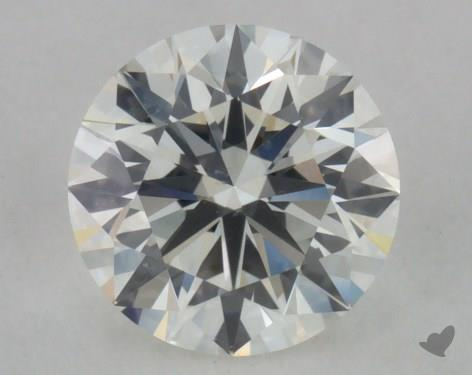 0.54 Carat I-SI1 True Hearts<sup>TM</sup> Ideal Diamond