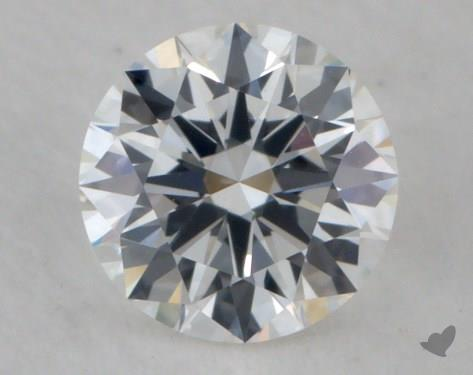 0.30 Carat E-VS1 Excellent Cut Round Diamond