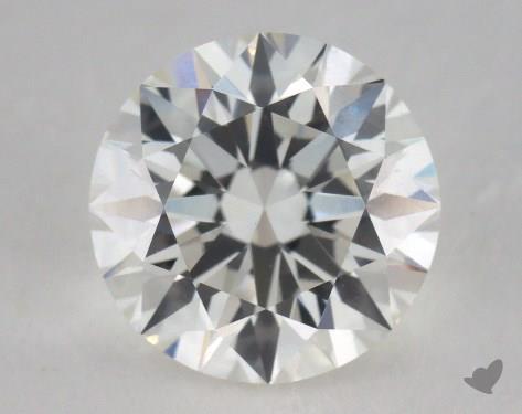 2.35 Carat H-VS1 Excellent Cut Round Diamond