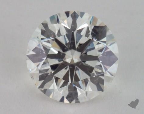 2.02 Carat I-SI1 Excellent Cut Round Diamond