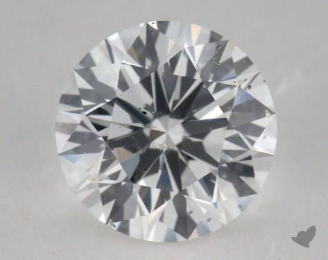 2.31 Carat F-SI2 Excellent Cut Round Diamond