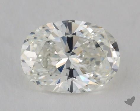 1.05 Carat H-VS2 Oval Cut Diamond