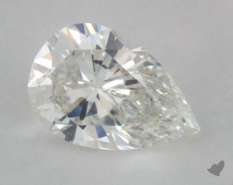 1.18 Carat H-VS2 Pear Shape Diamond