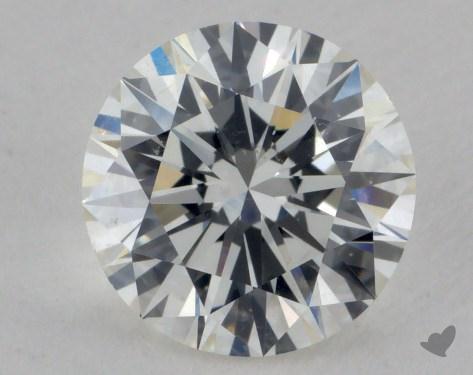 2.07 Carat I-SI1 Excellent Cut Round Diamond