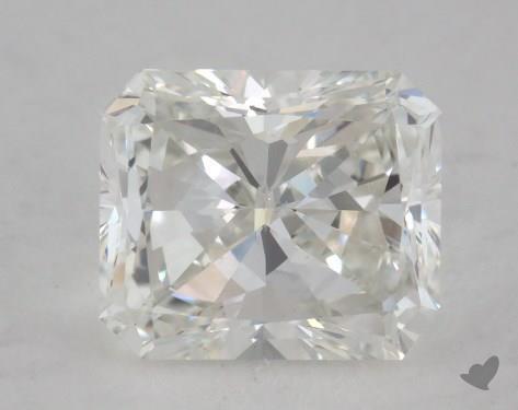 1.42 Carat H-VS2 Radiant Cut Diamond