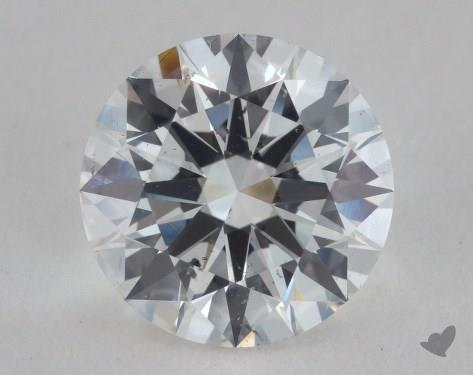 2.20 Carat G-SI2 Excellent Cut Round Diamond