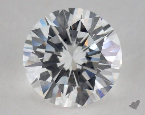 2.53 Carat E-IF Excellent Cut Round Diamond