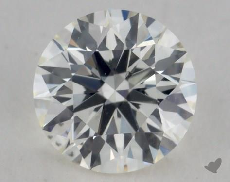 0.51 Carat H-VS2 True Hearts<sup>TM</sup> Ideal Diamond