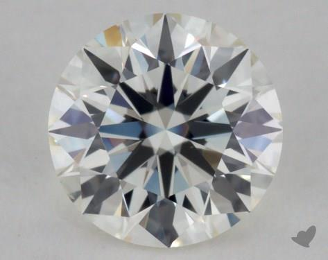 0.70 Carat I-SI1 Ideal Cut Round Diamond