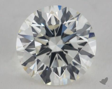 2.29 Carat I-VS2 Excellent Cut Round Diamond