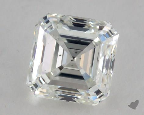 1.21 Carat H-VS2 Asscher Cut Diamond