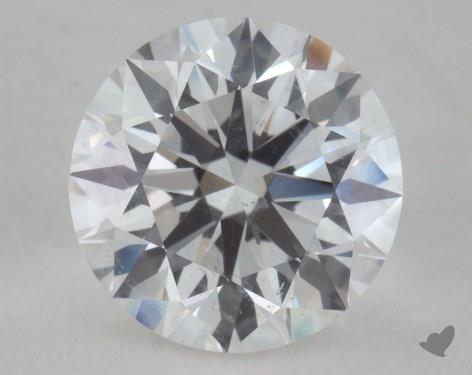 1.51 Carat G-SI2 Excellent Cut Round Diamond