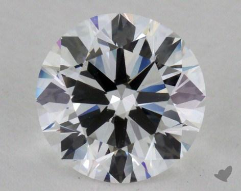 1.50 Carat D-VS1 Very Good Cut Round Diamond