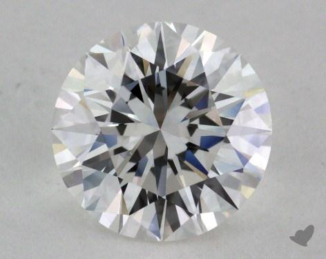1.31 Carat F-VVS1 Excellent Cut Round Diamond