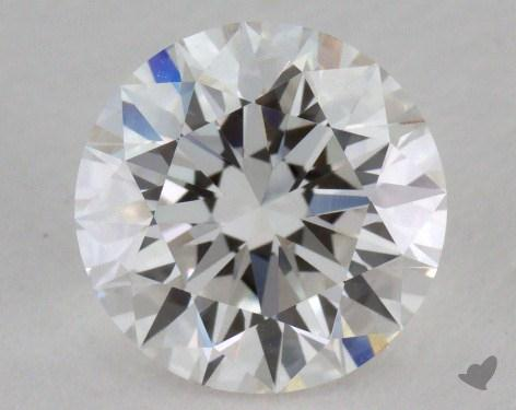 1.33 Carat F-VVS1 Excellent Cut Round Diamond