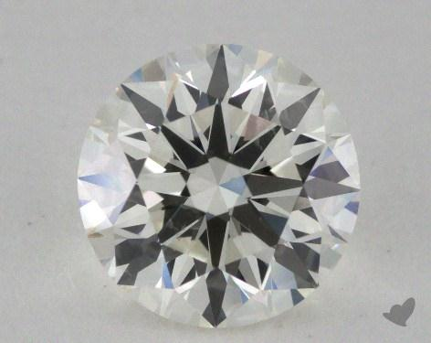 1.33 Carat J-VS2 Excellent Cut Round Diamond