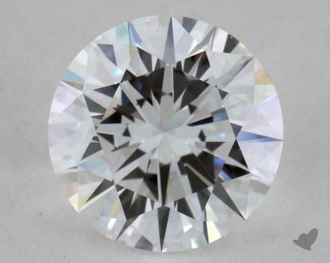 1.24 Carat D-IF Excellent Cut Round Diamond