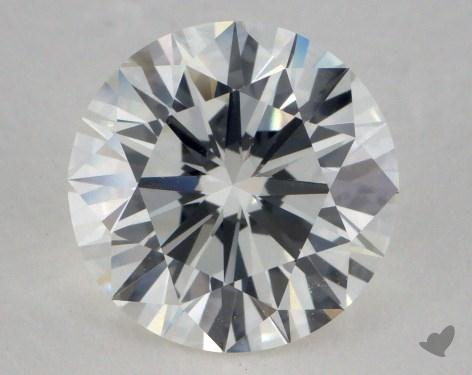 1.58 Carat I-IF Excellent Cut Round Diamond