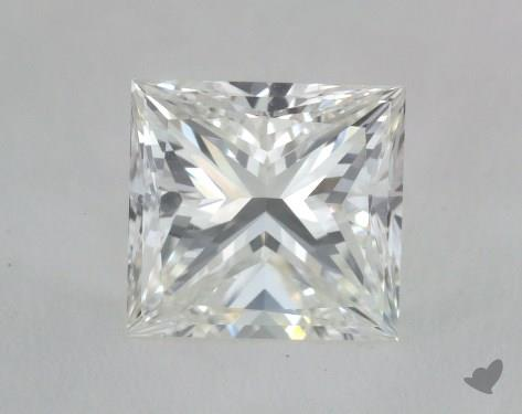 1.56 Carat H-VS2 Ideal Cut Princess Diamond