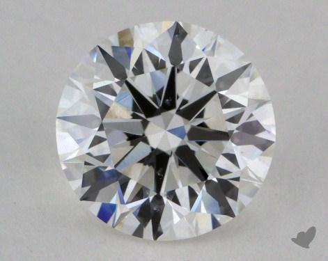 1.30 Carat F-VS2 Excellent Cut Round Diamond
