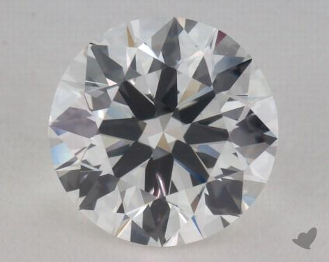 1.52 Carat G-VVS1 Excellent Cut Round Diamond