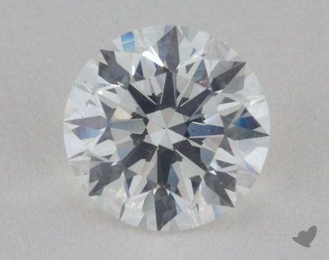 1.61 Carat E-SI1 Excellent Cut Round Diamond