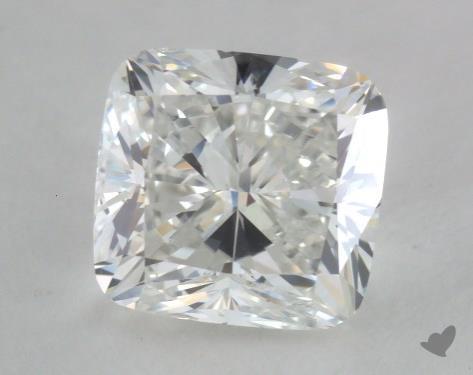 1.80 Carat G-VS2 Cushion Cut Diamond