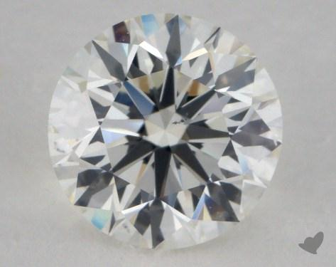 1.61 Carat I-VS2 Excellent Cut Round Diamond