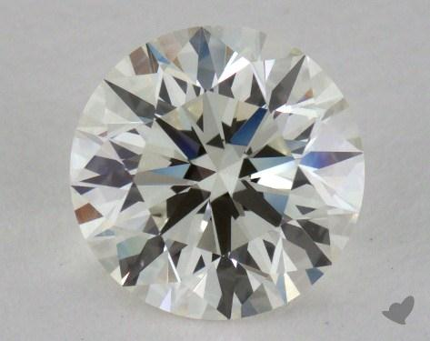 1.32 Carat J-VVS1 Excellent Cut Round Diamond
