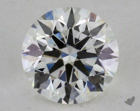 1.08 Carat G-VVS2 Excellent Cut Round Diamond