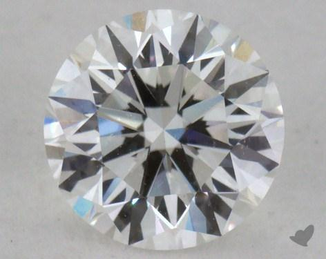 1.02 Carat F-VS1 Very Good Cut Round Diamond