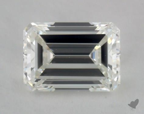 1.20 Carat H-VS2 Emerald Cut Diamond