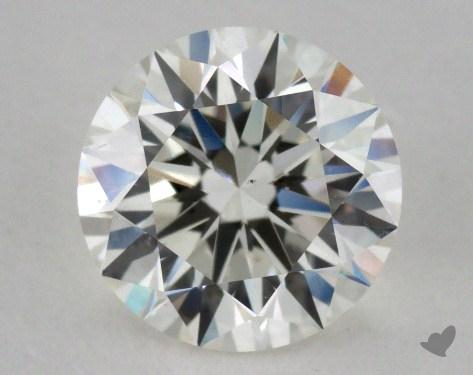 1.21 Carat I-VS2 Excellent Cut Round Diamond