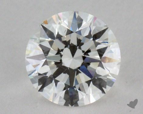 1.03 Carat F-VS1 Excellent Cut Round Diamond