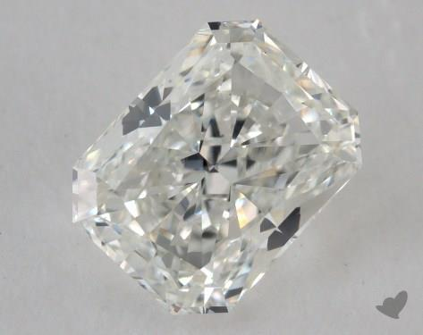 1.21 Carat H-VS2 Radiant Cut Diamond